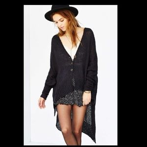 Free people x Wooden ships Paige cardigan